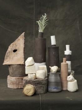 Paula Greif, Visual identity and ceramicist